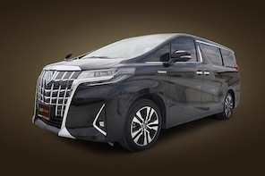 Toyota Alphard one way BKK to Cha Am / Hua Hin