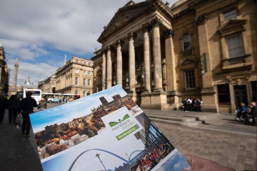 Show item 7 of 7. Tailor-made Walking Tour: Discover Newcastle