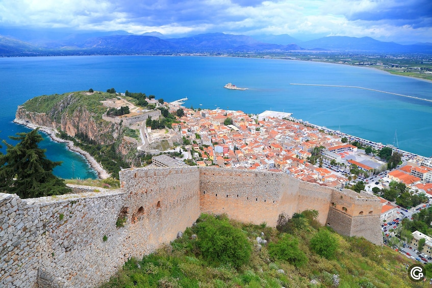 Show item 1 of 10. Private Tour Of Corinth, Nemea, Mycenae, Nafplio & Epidaurus