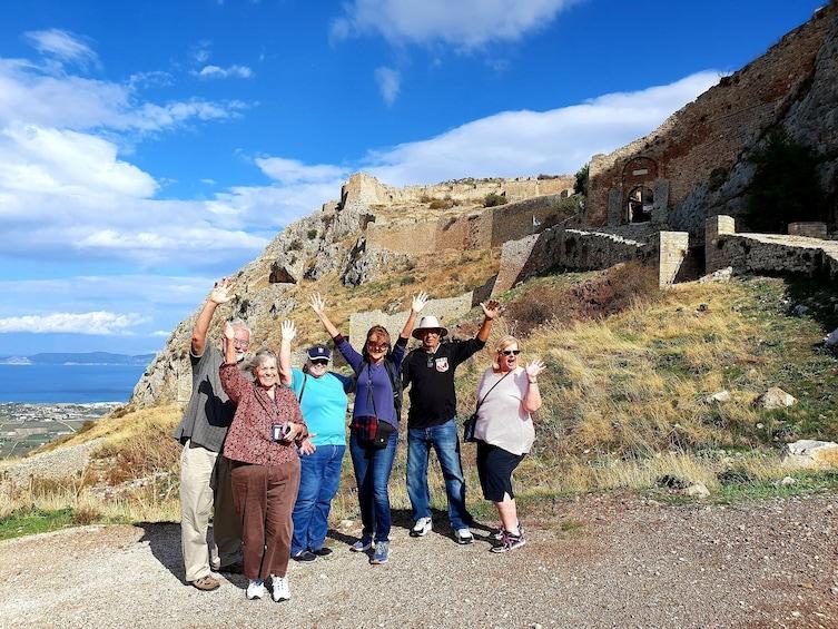Show item 2 of 10. Private Tour Of Corinth, Nemea, Mycenae, Nafplio & Epidaurus