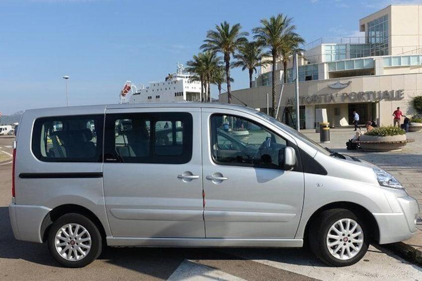 Show item 2 of 10. Il mio minivan 8 pax