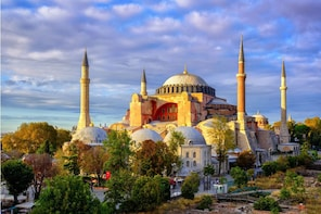 Full Day Istanbul Old City&Bosphorus Cruise Tour incl Lunch