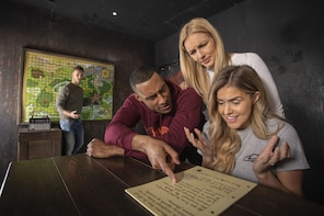 Escape Room Experience at The Bear Grylls Adventure