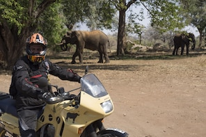 Exciting Motorcycle Zambia-Botswana holiday Tour - 24 days