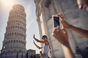 The Leaning Tower of Pisa: Fast Track & Self-Guided Tour