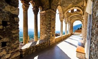 Private Tour Of Sparta & Mystras