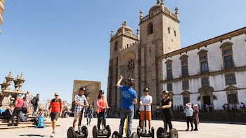 Enjoy the Best of Porto on a 3-Hour Guided Segway Tour