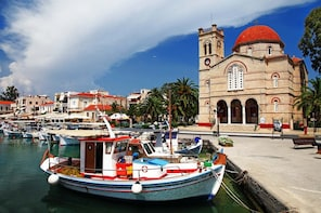 1-Day Private Tour to Aegina & Temple of Aphaia from Athens