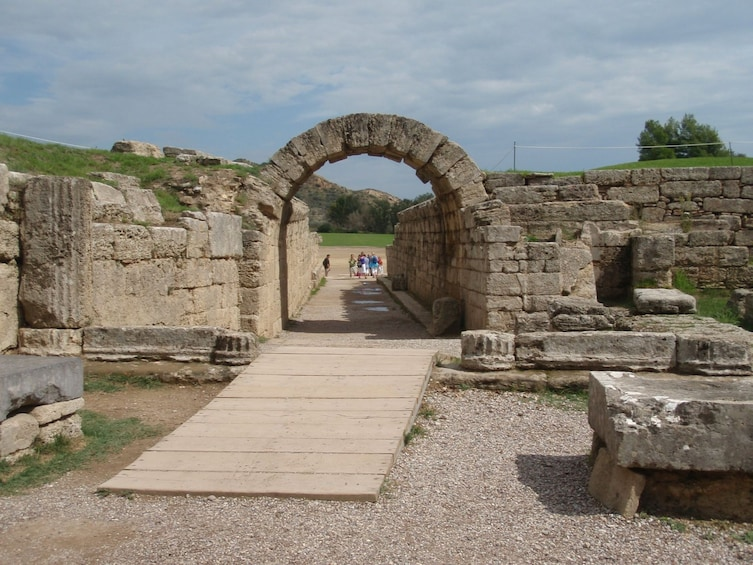 Show item 6 of 6. Private Shore Excursion to Ancient Olympia from Katakolon