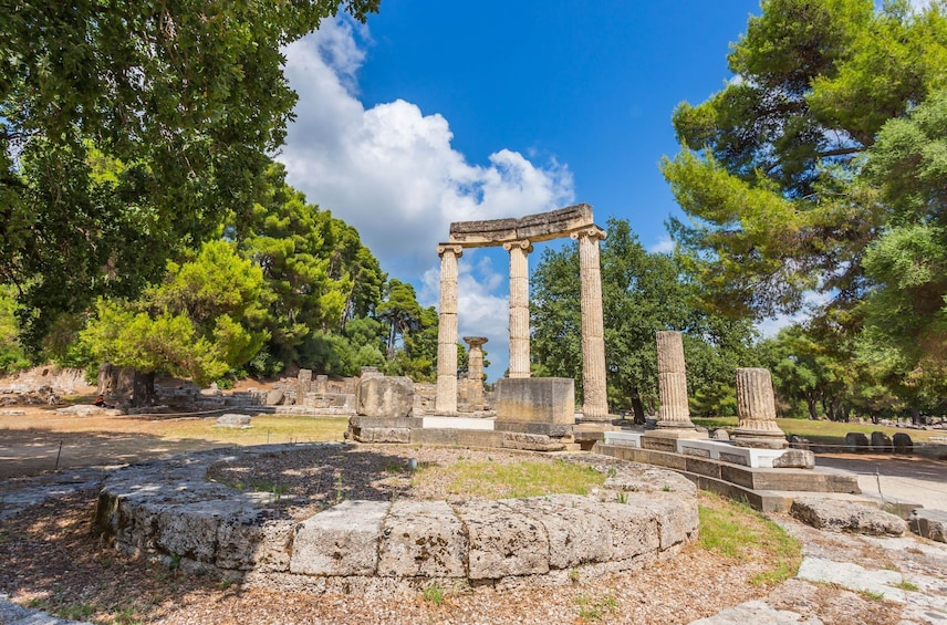 Show item 1 of 6. Private Shore Excursion to Ancient Olympia from Katakolon