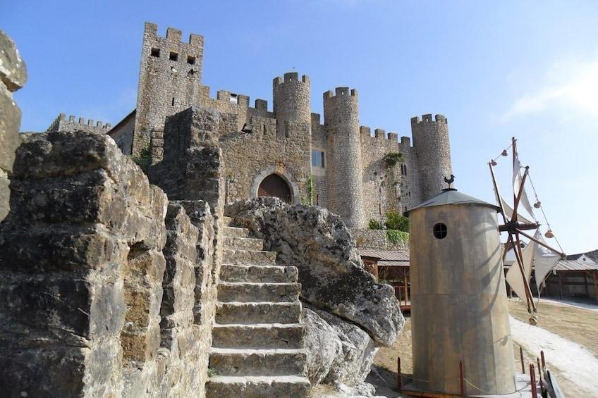 Show item 2 of 8. Nazaré, Óbidos, Peniche, Cape: History & Nature Adventure
