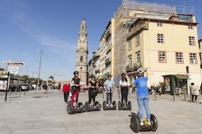 Discover Porto Highlights on a 2-Hour Segway Tour