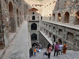 Delhi Stepwells Havelis and Local Bazzars