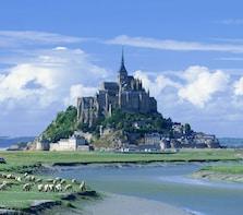 Full-Day Mont St Michel Tour (Free Plan)