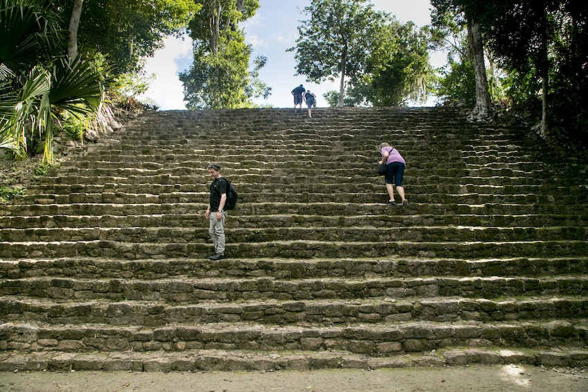 Shore Excursion: Chacchoben Mayan Ruins
