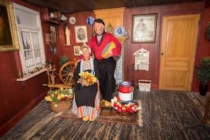 Photo in traditional Volendam costume