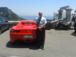 Transfer from Roma to Sorrento