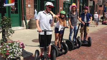 Distillery District Segway Spin
