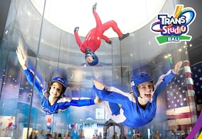 Trans Studio Bali Theme Park Admission Tickets
