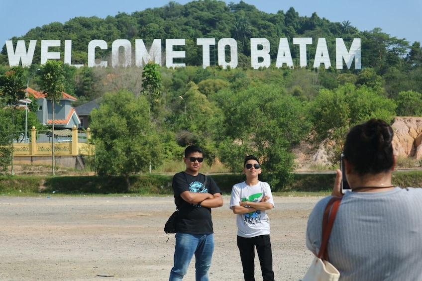 Show item 1 of 8. Historic Batam & Tropical Fruit Trip