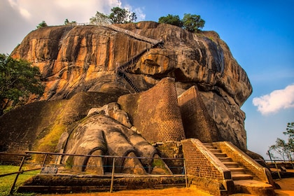 Sigiriya Kandy 2 days excursion from Colombo