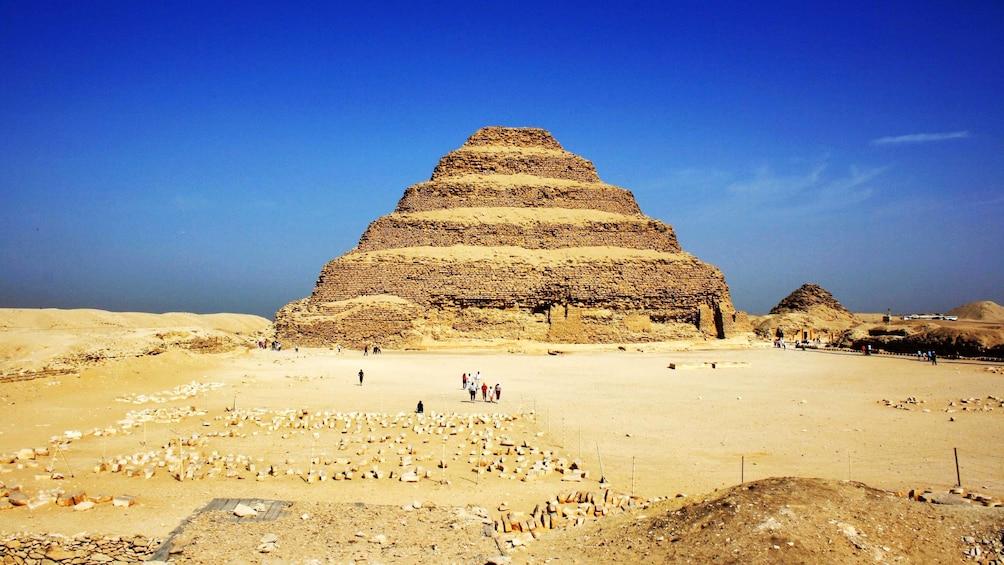 Foto 5 von 10 laden Stunning view of Saqqara in Egypt