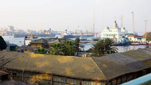 Beautiful view of Port Said