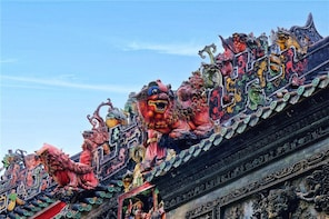 Guangzhou and Foshan Tour with Bullet Train Transfer from HK