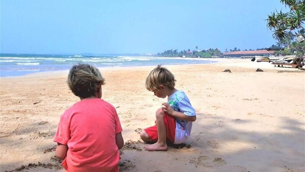 Show item 1 of 7. Sri Lanka Family Holiday