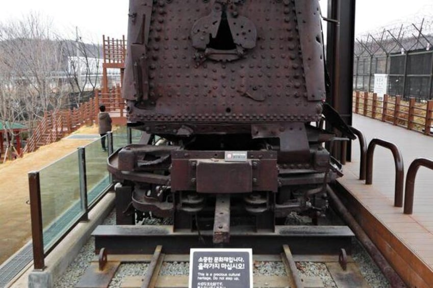 DMZ Past and Present: Korean Demilitarized Zone Tour from Seoul