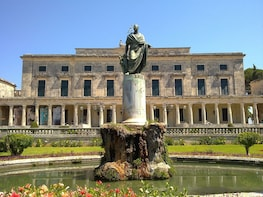 Shore Excursion in Corfu's Highlights and Walking Tour