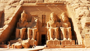 Abu Simbel Private Half-Day Tour via Plane