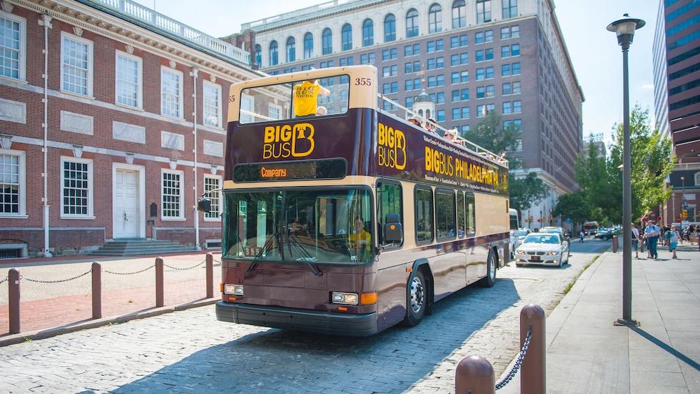 正在顯示第 4 張相片,共 9 張。 Hop-On Hop-Off bus in Philadelphia