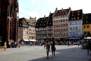 Strasbourg & Christmas Market Private Tour for Families