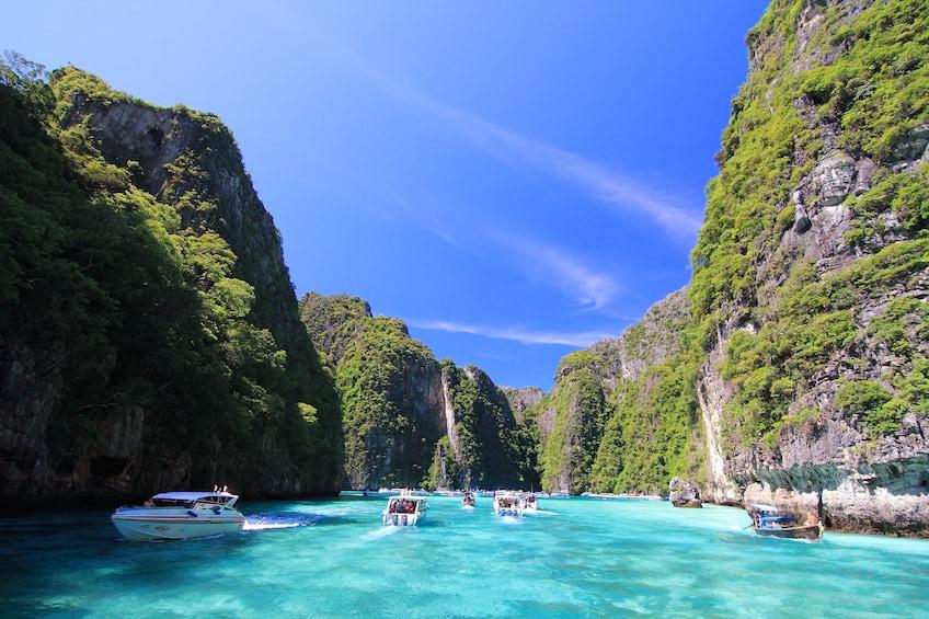 แสดงภาพที่ 4 จาก 11 Phi Phi Islands by Ferry with Snorkeling, Lunch & Transfers