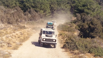 Grand Tour 4x4 Safari to Troodos Mountain