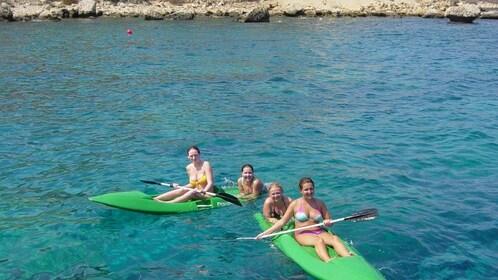 kayaks in cyprus