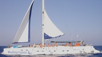 VIP Catamaran Cruise with Lunch