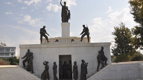 statues in cyprus