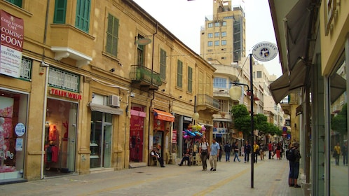 city view in cyprus