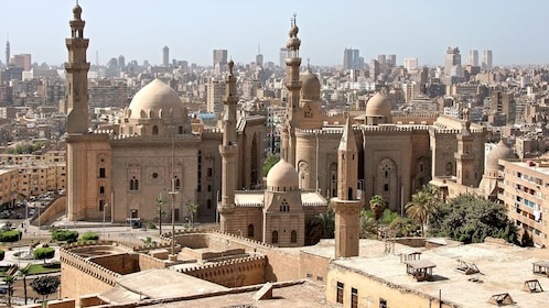 city view in egypt