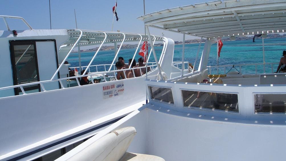 Cruise to Giftun Island