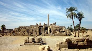 Privater Tagesausflug nach Luxor mit dem PKW (inklusive Mittagessen)