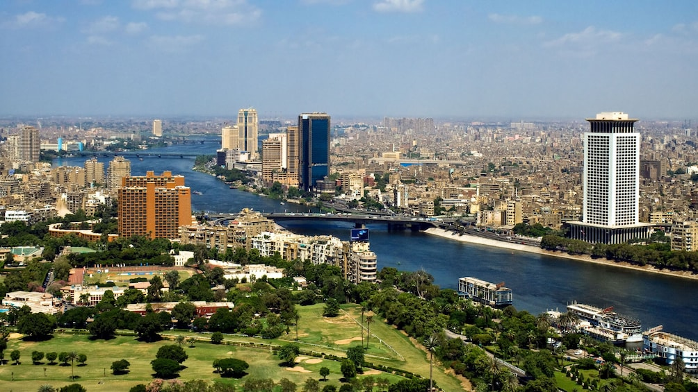 Foto 4 von 6 laden city view in egypt