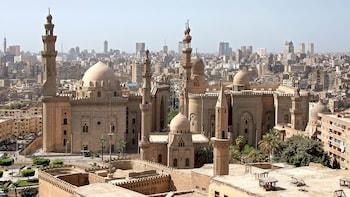 Privater Tagesausflug nach Kairo mit dem PKW (inklusive Mittagessen)