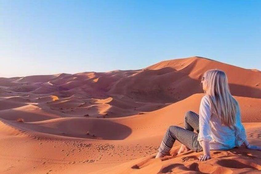 Desert Tour From Riyadh