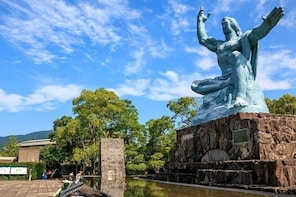 Nagasaki Full-Day Private Tour with Nationally-Licensed Guide