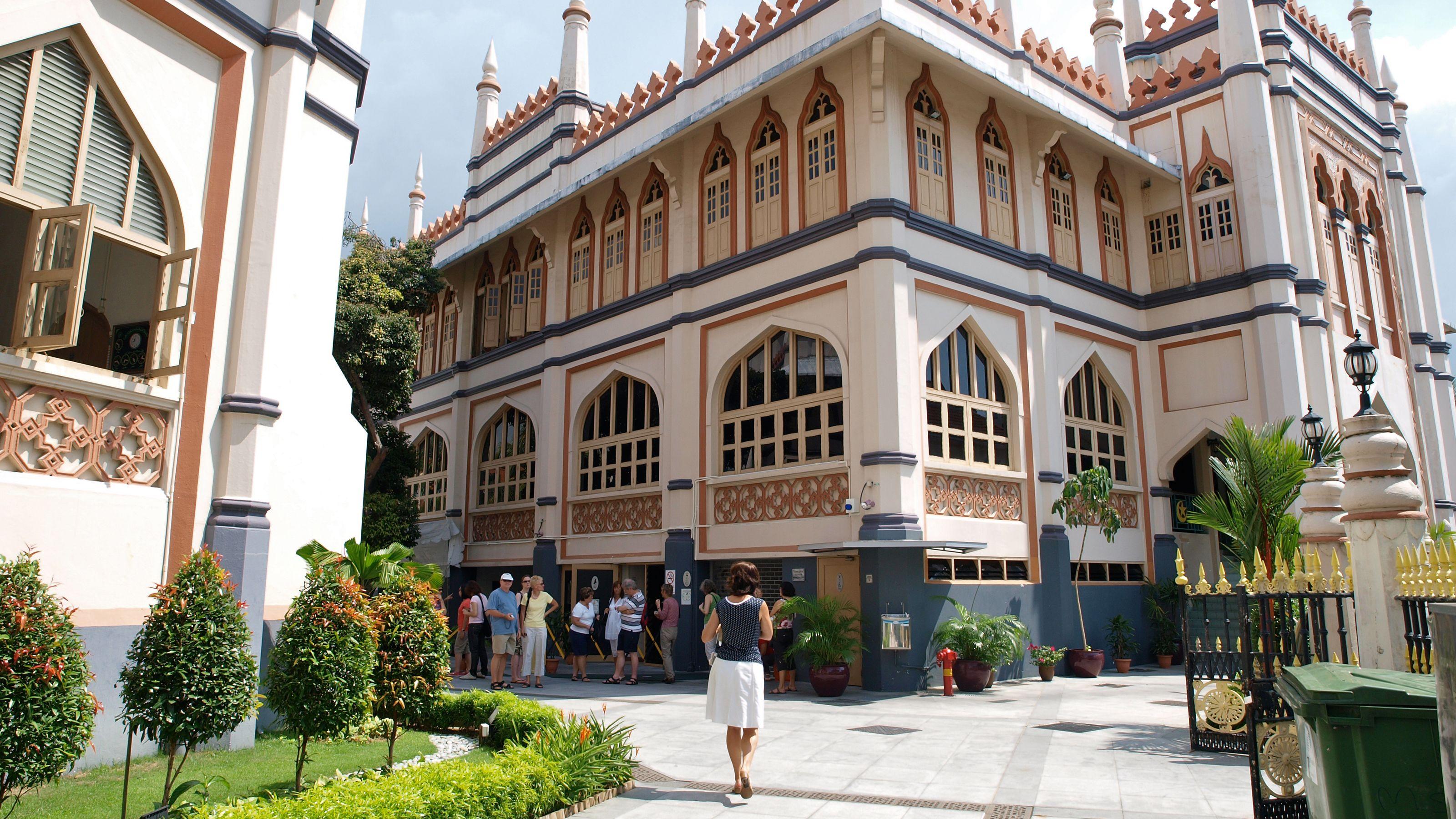 Sultane der Gewürze: Kulturelle Tour durch Singapur