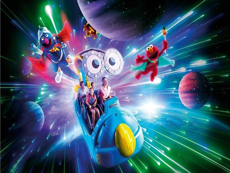 Show item 4 of 6. Universal Studios Singapore™ Ticket