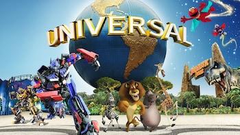 Billet pour Universal Studios SingaporeTM